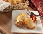 Cinnamon Apple Empanada
